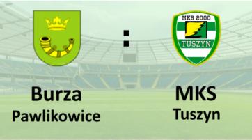 Zaproszenie na mecz klasa A1 - vs Burza Pawlikowice
